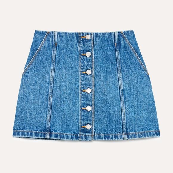 fdf71bdcaa Aritzia Dresses & Skirts - Aritzia Wilfred Free Ahrens Skirt 00